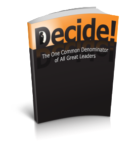 Decide-the Entrepreneurial Operating System e-book-Clear Horizon Leadership