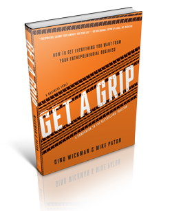 Traction—Get a Grip on Your Business | Clear Horizon Leadership