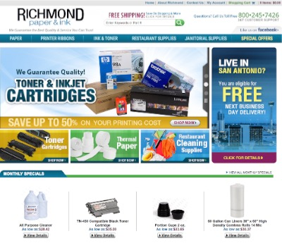 Richmond Paper & Ink | Clear Horizon Leadership